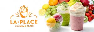 本格アイスクリーム専門店LA・PLACE